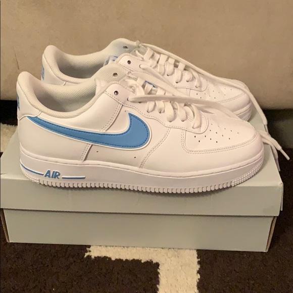 Nike Shoes | Nike Air Force 7 Carolina